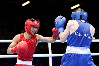 Irish head coach Billy Walsh fears that professionalism could hamper Ireland's chances at Rio 2016 ©Getty Images