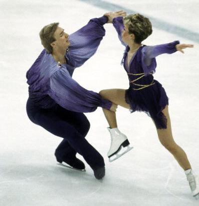 Jayne Torvill and Christopher Dean are marking the 30th anniversary of their ice dance victory at the Sarajevo 1984 Winter Olympics ©Getty Images