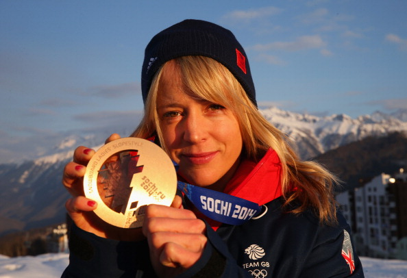 The BBC commentators got carried away as Jenny Jones claimed slopestyle bronze ©Getty Images