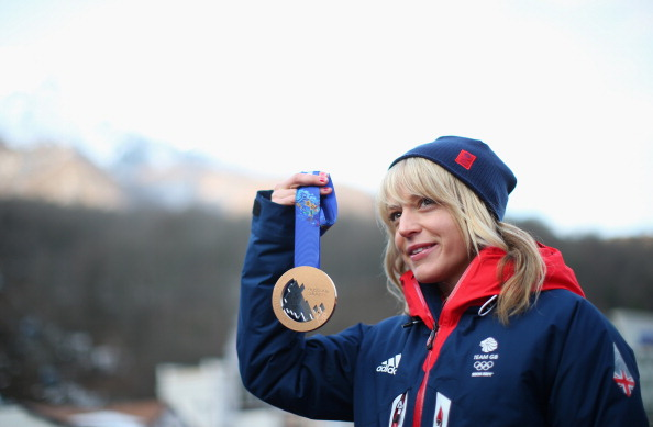 Jenny Jones' bronze medal at Sochi 2014 should help her sport to achieve a favourable funding settlement for the run-up to Pyeongchang 2018 ©Getty Images