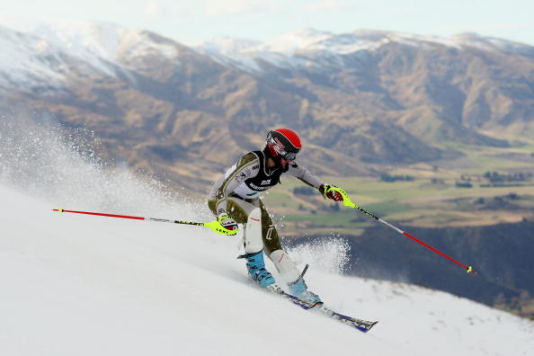 Jessica Gallagher is one of the Australian athletes hoping to travel to Russia for the Sochi 2014 Paralympics ©Getty Images