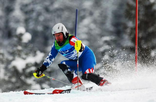 Mark Bathum will be looking to go one better in Sochi after claiming silver at Vancouver 2010 ©Getty Images