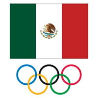 Mexican Olympic Committee logo