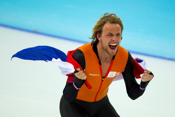 Michel Mulder continued the stunning Dutch success in speed skating with 500m victory ©Getty Images
