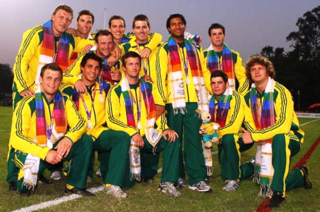 O'Connor led Australia to a runners-up spot at Delhi 2010 ©Getty Images