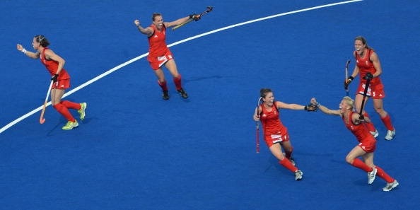Of the 19 Olympic sports receiving funding from UK Sport, hockey is the only pure team sport on the list ©Getty Images