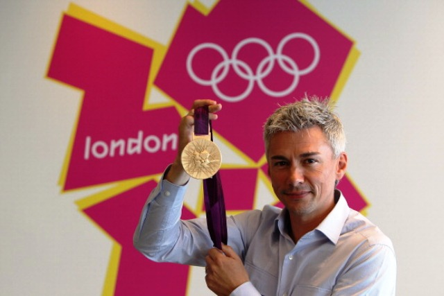 Olympic triple jump champion Jonathan Edwards will  lead Channel 4's coverage of the Sochi 2014 Winter Paralympics ©Getty Images