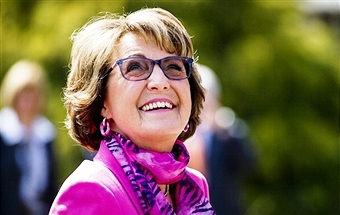 Princess Margriet of the Netherlands will be in Sochi for next month's Paralympic Winter Games ©AFP/Getty Images