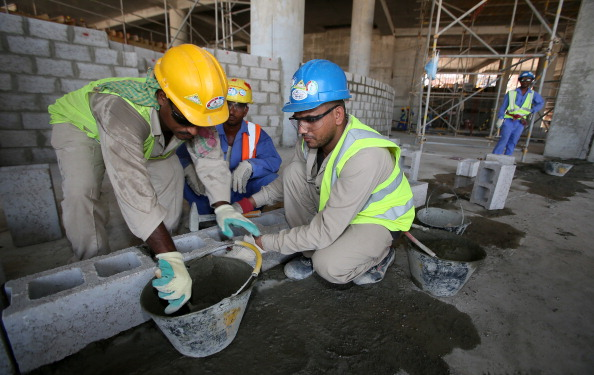 Qatar's Supreme Committee for Delivery and Legacy has released its Workers' Welfare Standards to address migrant working conditions in the country ©Getty Images