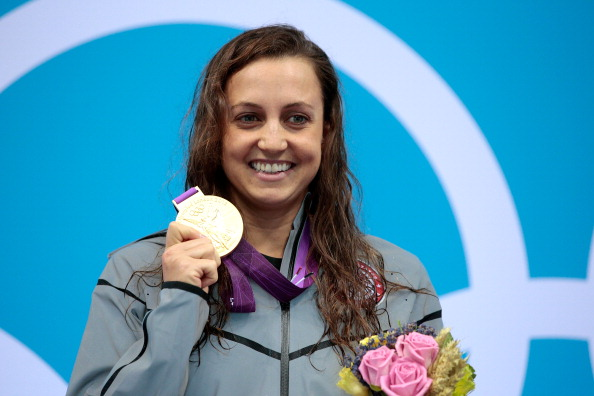 Rebecca Soni has announced her retirement from swimming at the age of 26 ©Getty Images