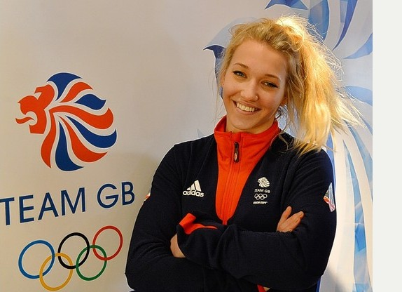 Great Britain's Rowan Cheshire was knocked unconscious in a training accident earlier today ©BOA