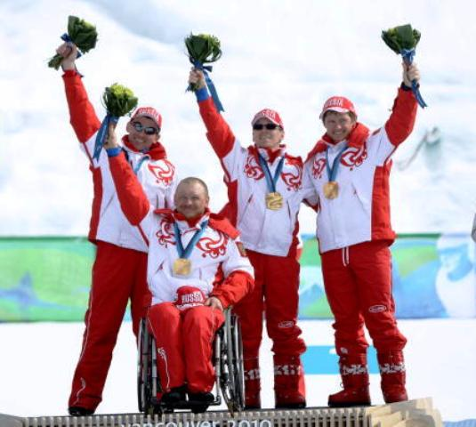 Russia will once again look to its Para-Nordic skiers to secure Paralympic gold at Sochi ©Getty Images