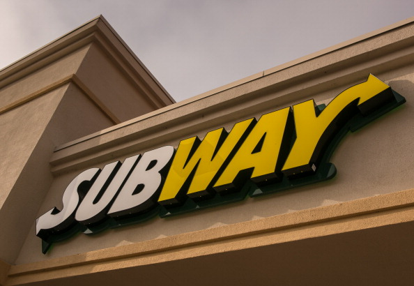 Subway is currently in gold medal position in the Sochi 2014 marketing race ©Getty Images