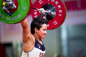 The 2014 Junior Pan American Weightlifting Championships will take place in Nevada ©Getty Images