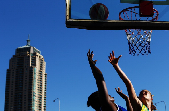 The 2015 FIBA 3x3 Under-18 Basketball World Championships will be held in Israel ©Getty Images
