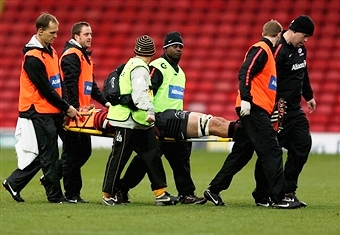 The IRB has announced a new special advisory group to help better detect and treat concussion in rugby ©Getty Images