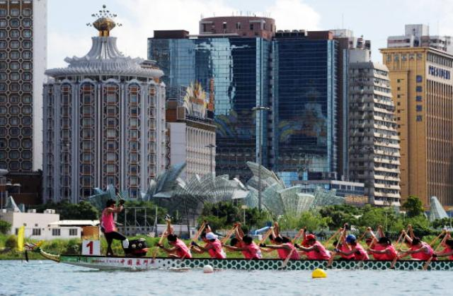 The Macau Sport Development Board will help stage the Asian Dragon Boat Championships in Macau later this year ©AFP/Getty Images