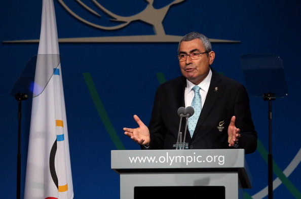 Ugur Erdener defeated Dick Pound to be voted onto the IOC Executive Board this morning ©Getty Images