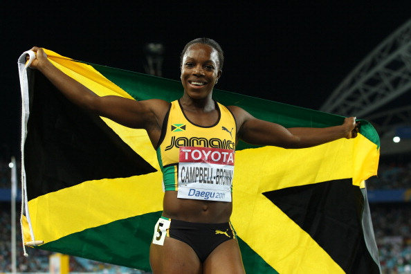 Veronica Campbell-Brown has been cleared of doping violations by the CAS ©Getty Images