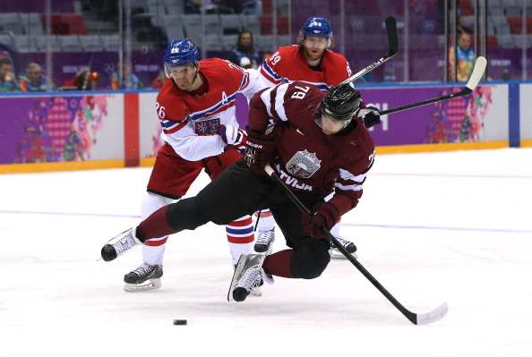Vitalijs Pavlovs is one of two further athletes to have tested positive at Sochi 2014