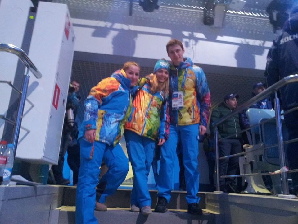 Volunteers at Sochi 2014 have been helpful and efficient but also fun to be around ©ITG