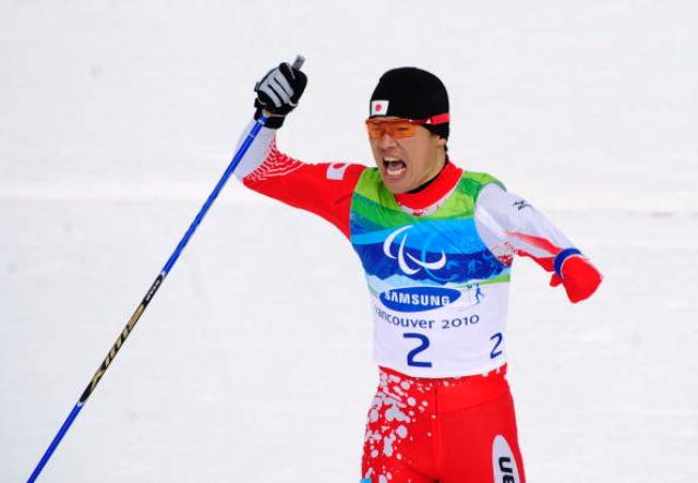 Yoshihiro Nitta will be looking to add to his Vancouver 2010 gold medals at Sochi 2014 ©Getty Images