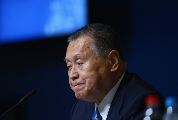 Yoshirō Mori has rounded on critics who have questioned his age and lack of language skills ©Getty Images