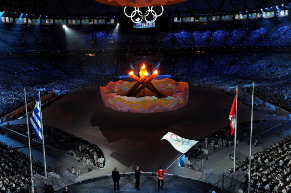 Tradition play an important part in an Olympic Closing Ceremony ©Getty Images