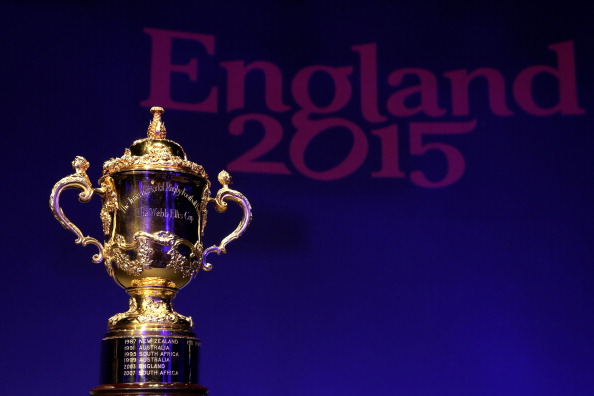 The 2015 Rugby World Cup, the second to be held in England, will see 20 nations competing ©Getty Images for IRB