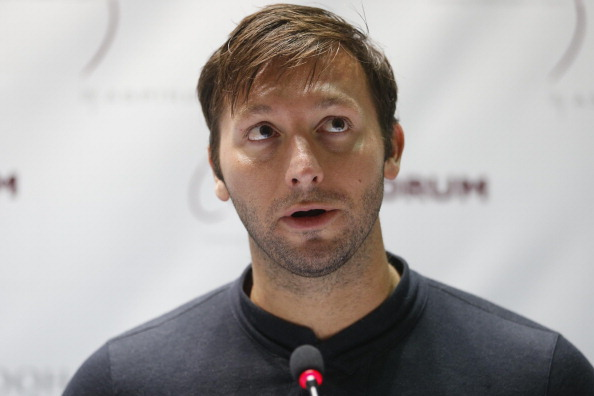 Ian Thorpe is reportedly in rehab for depression ©AFP/Getty Images