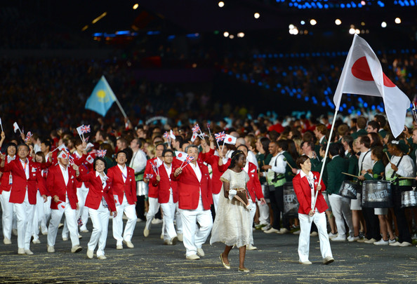 Japan finished 11th overall in the medals table at London 2012 ©Getty Images