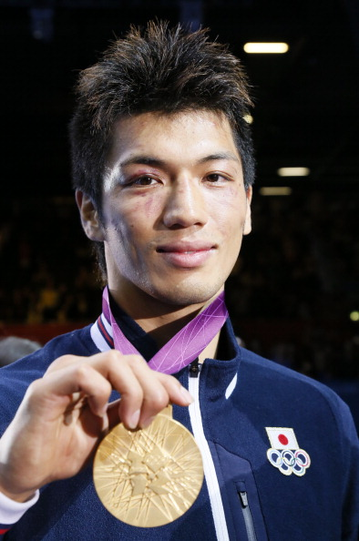 Boxer Ryōta Murata was among seven Japanese gold medallists at London 2012 ©Getty Images