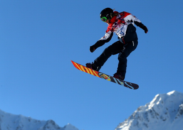 We have been introduced to some curious slopestyle phrases during the events in Sochi ©Getty Images