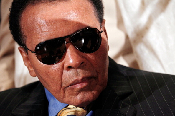Muhammad Ali has outlived many of those he fought in the ring ©Getty Images