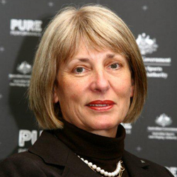 Aurora Andruska is stepping down as head of ASADA when her contract ends in May ©ASADA