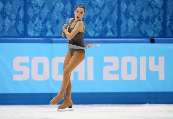 Figure skating Sochi 2014