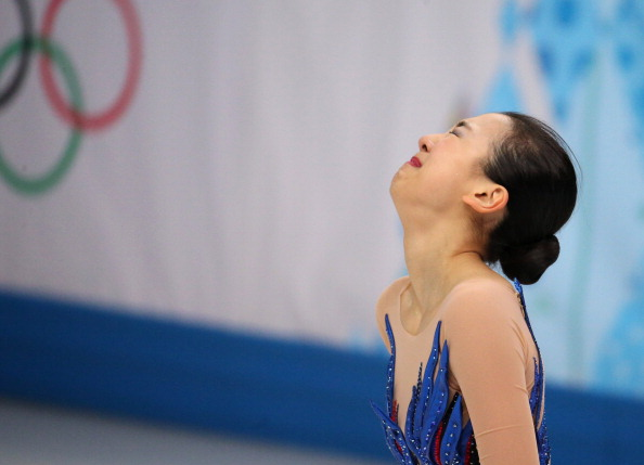 Mao Asada was one of the favourites for a medal at Sochi 2014 but finished only sixth ©Chicago Tribune/Getty Images
