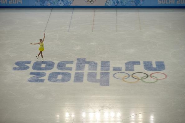 Skating Sochi 2014