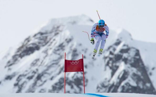 Skiing Sochi 2014