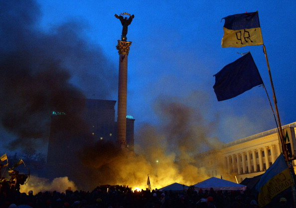 Sergey Bubka has called for an end to the demonstrations in Kiev ©AFP/Getty Images