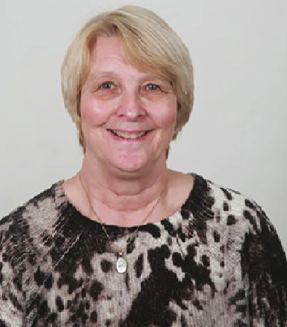 Sandra Deaton was elected unopposed as chairman of the English Table Tennis Association ©ETTA