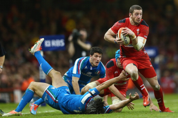 Wales remain on-track for a third straight Six Nations triumph, after winning an at times tight affair against Italy ©Getty Images