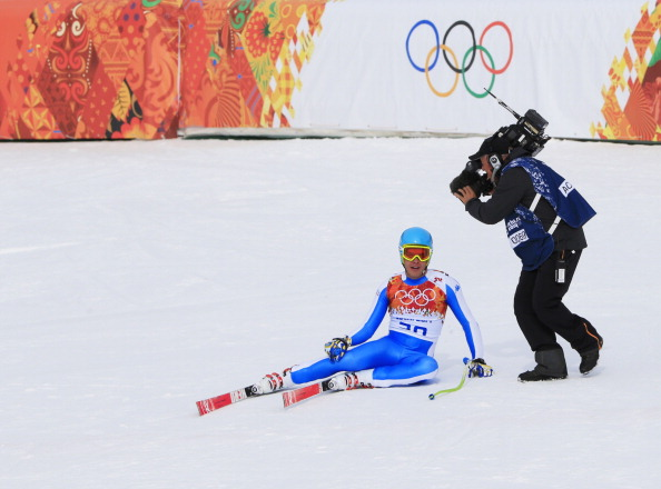 The BBC's outlay for coverage of the Sochi Games has been significant ©AFP/Getty Images