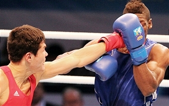 AIBA has opened the bidding process for 10 events in 2015 and 2016 ©AFP/Getty Images