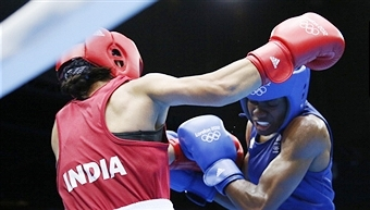 AIBA is set to consider various proposals to secure the future of Indian boxing ©AFP/Getty Images