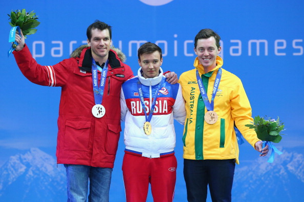 Alexey Bugaev is crowned super-combined champion ©Getty Images