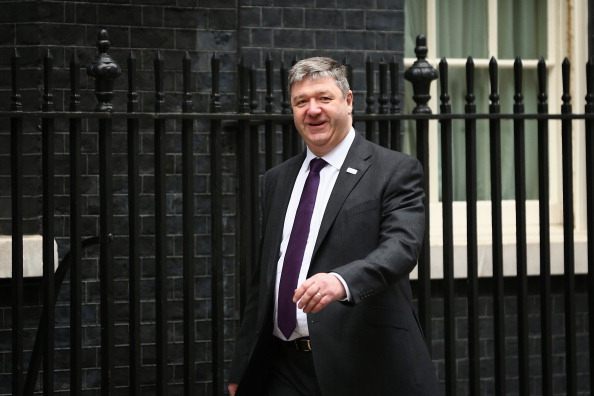 Alistair Carmichael has warned that Scotland's independence would break up Britain's Olympic teams ©Getty Images