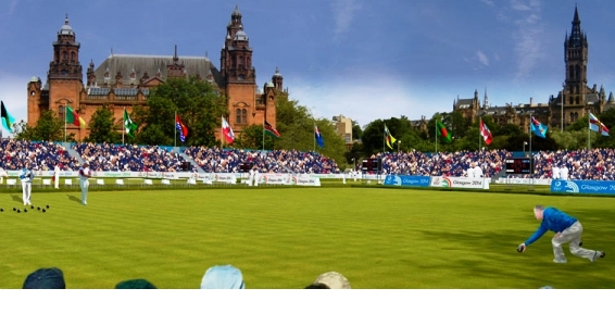 Arena Group has revealed its plans for the installation of temporay seating and overlay across 10 Glasgow 2014 venues ©Glasgow 2014
