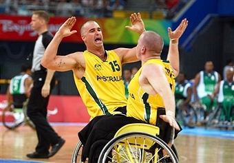 Australia has named its provisional squad for the 2014 Wheelchair Basketball World Championships ©Getty Images