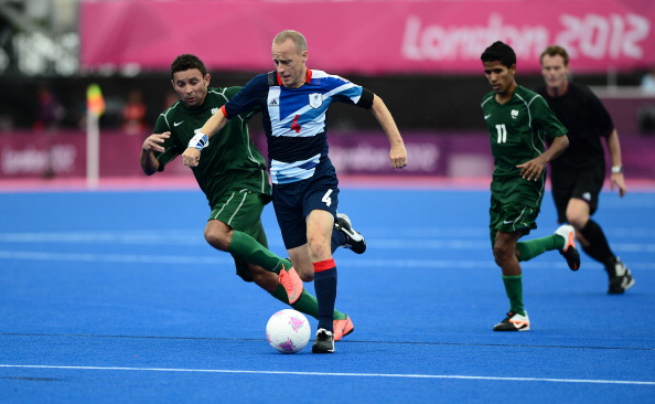 Britain will host the 2015 Cerebral Palsy Football World Championship at St George's Park ©Getty Images